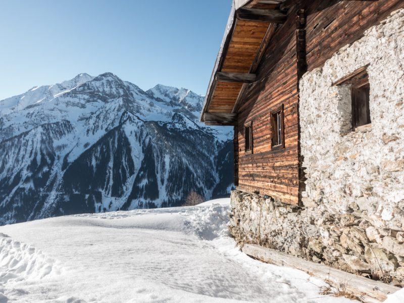 Premium Winterwanderweg Kaiserblick