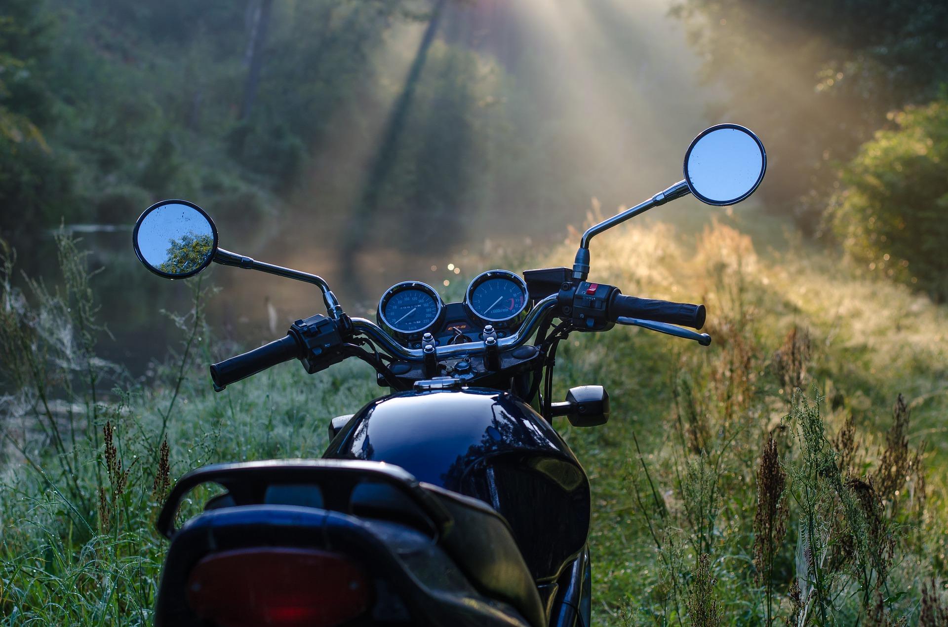 Welcome Biker